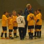 Fußball-AG der Mühlmattenschule nimmt an der 28. Grundschulfußballmeisterschaft der Stadt Freiburg teil