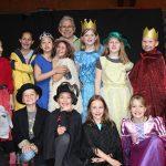 """Theater-AG spielt  """"Der Teufel mit den 3 goldenen Haaren"""""""