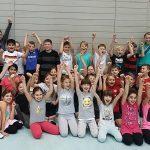 4a und 4b zu Besuch in der Gemeinschaftsschule Buchheim