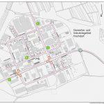 Schulwegeplan Hochdorf, Benzhausen und Gewerbegebiet Hochdorf