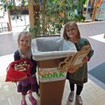 Unser Chamäleon- Projekt:    Korken für Kork